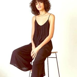 Silence + Noise Shapeless Jumpsuit